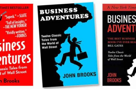Business Adventures - by John Brooks