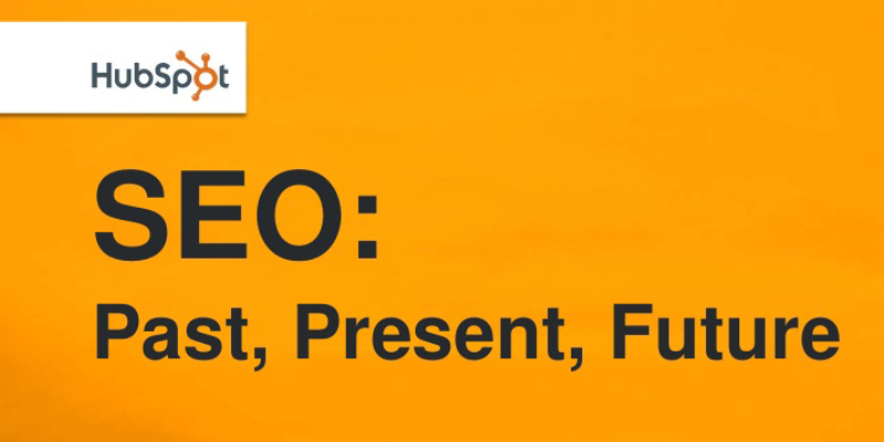 Hubspot SEO Concept