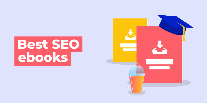 A Vector Image Of Best SEO EBooks
